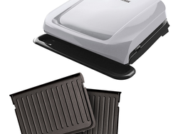 Cook a quick meal with the $20 George Foreman Platinum Electric Grill