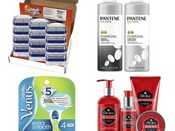 Replenish daily-use items by saving up to 30% on Gillette, Pantene, and Old Spice