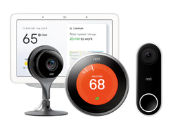 Bundle the Google Home Hub with one of these Nest smart home devices for only $20