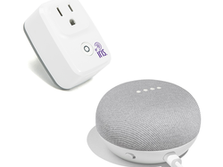 Get a free Iris Smart Plug with the $49 Google Home Mini at Lowe's today only