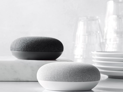 One of the best deals yet on the Google Home Mini offers three for $57