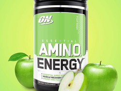 Stay up with 30 servings of Optimum Nutrition Amino Energy for $11