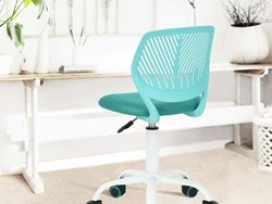Add a splash of color to your office with this $43 task chair