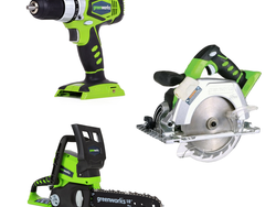 Summer lawn care and DIY projects get easier with this one-day Greenworks Power Tools sale