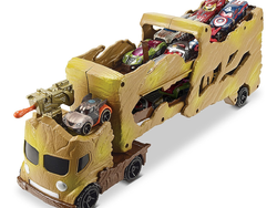Store your Hot Wheels cars with this $8 Marvel Comics Groot Hauler