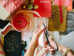 Prepare for the holidays with Hallmark wrapping supplies and cards starting at $4