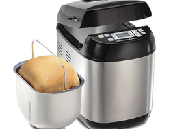 Bake some delicious loaves of bread with Hamilton Beach's handy $64 Bread Maker