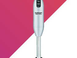 Mix it up with the $25 Cuisinart Smart Stick Hand Blender
