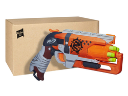 Prepare for the apocalypse with Nerf's Zombie Strike Hammershot Blaster on sale under $9