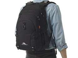 Carry everything you need in this High Sierra Loop Backpack