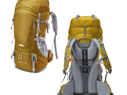Travelers only have a few hours left to grab Mountaintop's 65L Internal Frame Backpack for $46