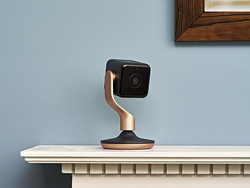 Keep an eye on your home from anywhere with the Hive View indoor security camera