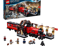 Take a trip to the Wizarding World with this discounted Lego Harry Potter Hogwarts Express set