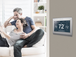 Make it chill on command with the $138 Honeywell Smart Color Programmable Thermostat
