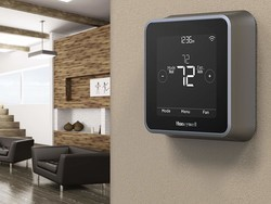 Bring the Honeywell Lyric T5 smart thermostat into your current smart home setup for $100