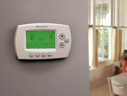 Voice control your AC with Honeywell's Programmable Thermostat at $20 off