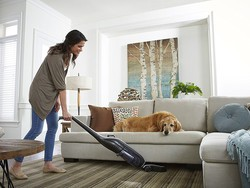 Today only, get the lowest price ever on a highly-rated Hoover Stick Vacuum