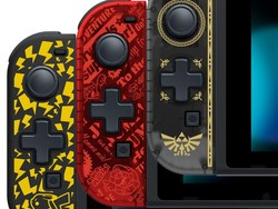 Add a D-Pad to your Nintendo Switch with Hori's discounted Mario, Zelda and Pokémon controllers