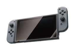 Protect your Nintendo Switch from scratches with this officially-licensed screen protector from HORI