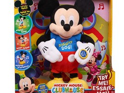 Dance along with the $33 Mickey Mouse Clubhouse Hot Diggity Dance & Play Mickey