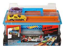 Duel your Hot Wheels cars with this $7 Race Case Track Set