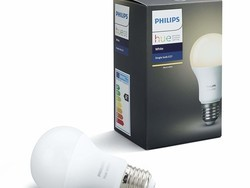 Smarten up your lighting with individual white Philips Hue bulbs for just £9