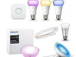 Treat yourself to some big discounts on refurbished Philips Hue gear today only