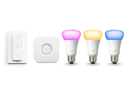 Kick off your smart home with this Philips Hue Starter Kit plus two free bulbs