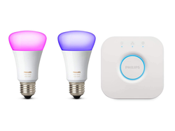 Kick start your smart home with a Philips Hue Starter Kit for just £67