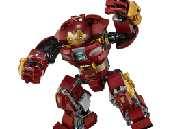 Get ready for the release of 'Avengers: Infinity War' with this $24 Hulkbuster Lego set