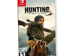 Save $15 when you pre-order Hunting Simulator for Nintendo Switch