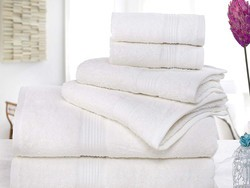 Stock up the linen closet with this $23 Hydro Basics 6-piece cotton towel set