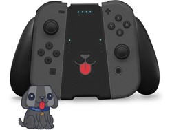 Charge your Nintendo Switch Joy-Cons with this $10 Hyperkin Pupper controller