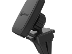 Reach your destination a bit more easily with the $7 iClever Air Vent Phone Mount