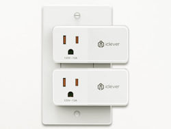 These two iClever Smart Plugs let you control devices with your phone for $20