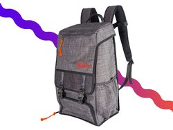 Nothing says party like a $64 Igloo insulated backpack stuffed with snacks