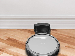 Stop cleaning up after yourself with this $230 ILIFE robot vacuum cleaner