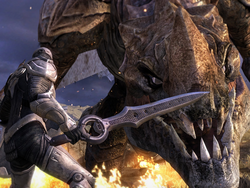Download each instalment of the Infinity Blade Trilogy for just £1
