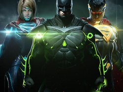 Play as your favorite DC super-villain or hero in Injustice 2 for $20
