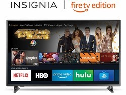 Add Insignia's 55-inch 4K Fire TV Edition to your living room for just $330