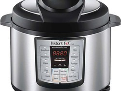 You won't want to pass up this 5-quart Instant Pot for $49