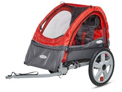 Be one of those parents with this $77 InStep Sync bicycle trailer