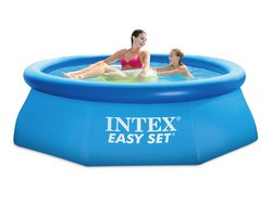 Go for a dip in this $40 Intex Easy Set 8-foot pool