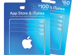 Save up to $16 off iTunes gift cards at Sam's Club