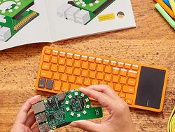 Kids can learn to build a computer with the 2018 Kano Computer Kit for $90