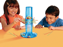 Ker Plunk! is a great addition to Family Game Night at just $7