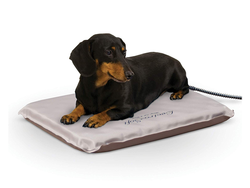 Prepare your pet for the winter months with this $11 K&H Outdoor Heated Bed
