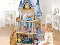 Win Christmas by saving up to 20% on KidKraft toys, today only