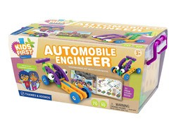 Treat your whiz kid to this $26 Kids First Thames & Kosmos Automobile Engineer Kit