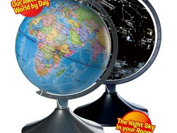 Let your little ones learn about the world with this $42 Interactive Globe
